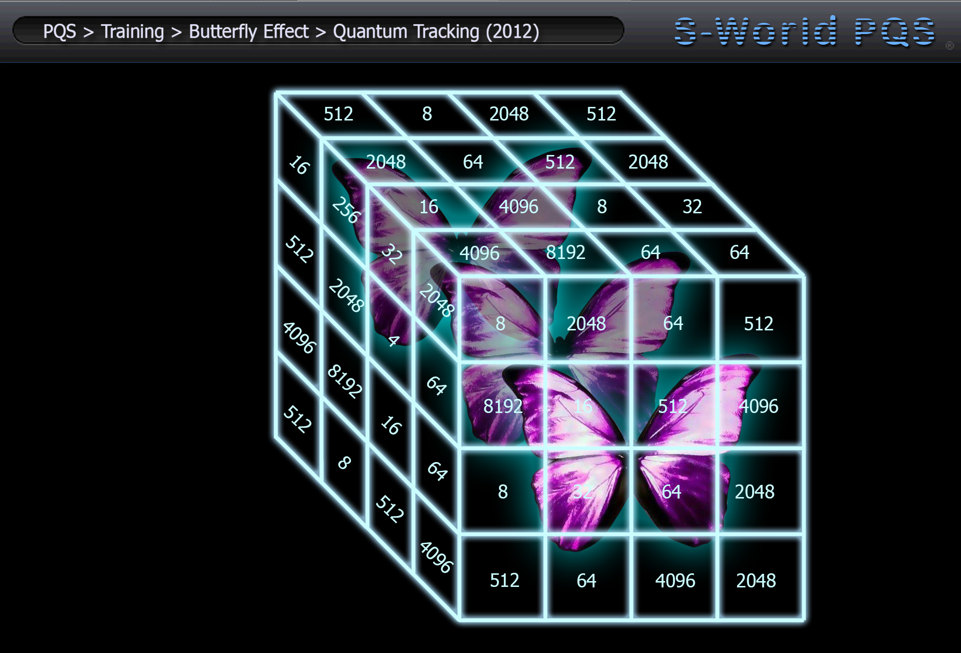 PQS---Butterfly