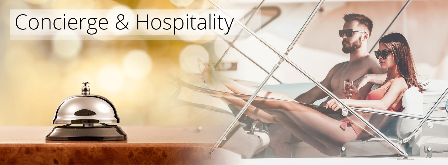 Concierge and Hospitality