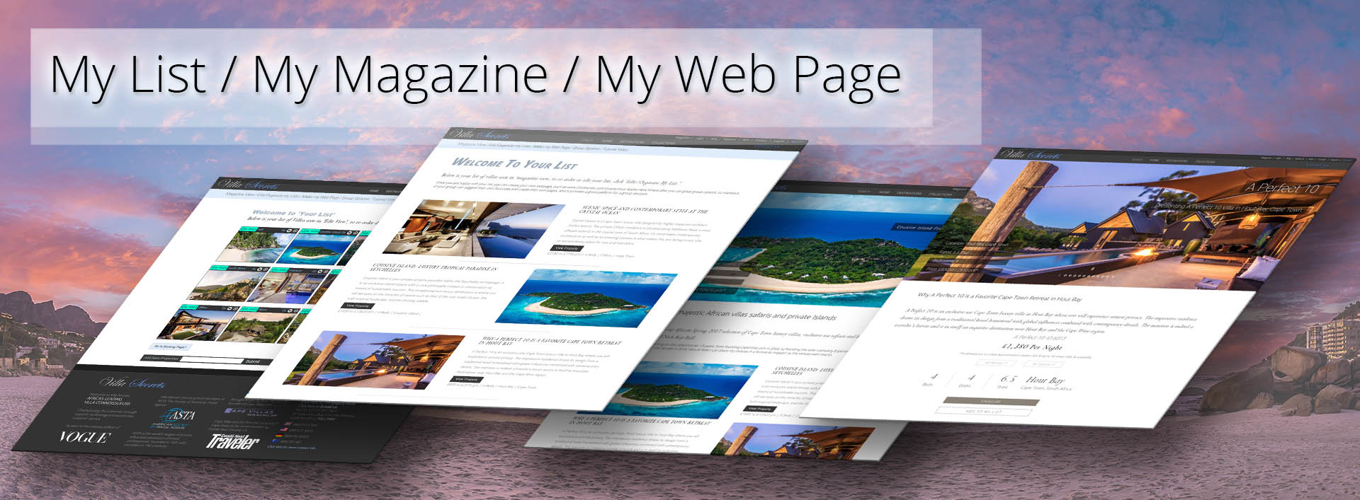 My-List-My-Magazine-My-Web-Page