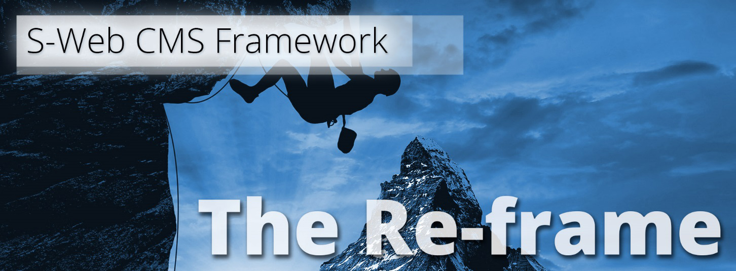 S-Web-CMS-Framework