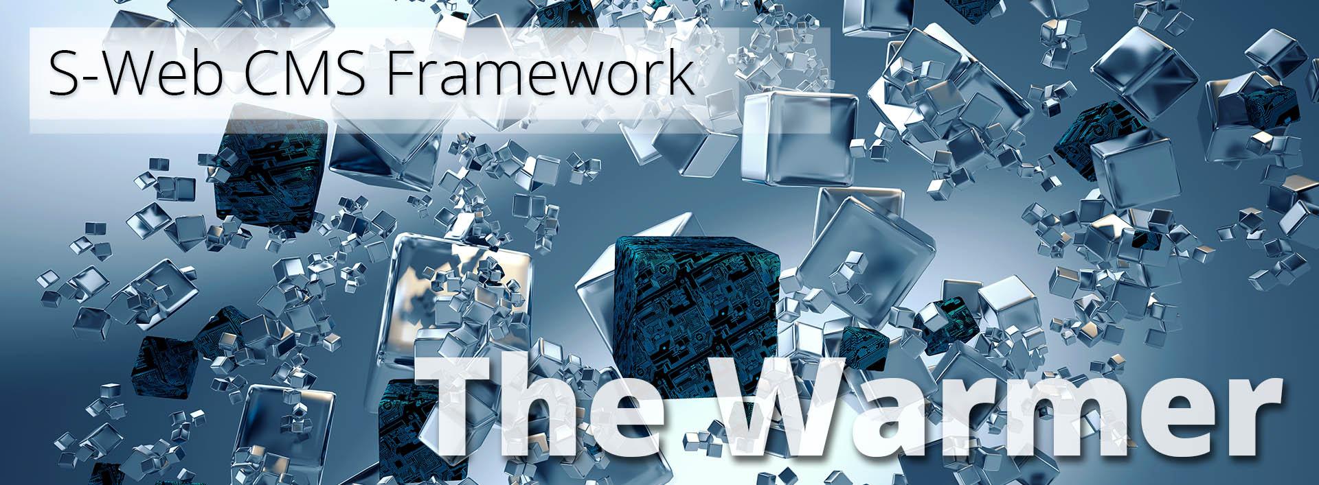 S-Web CMS Framework