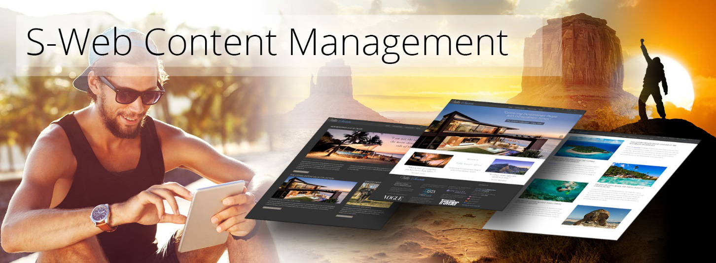 S-Web Content Management