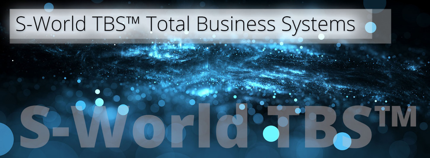 S-World TBS - Total Business Systems