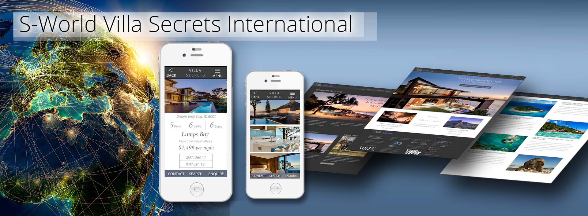 S-World Villa Secrets International