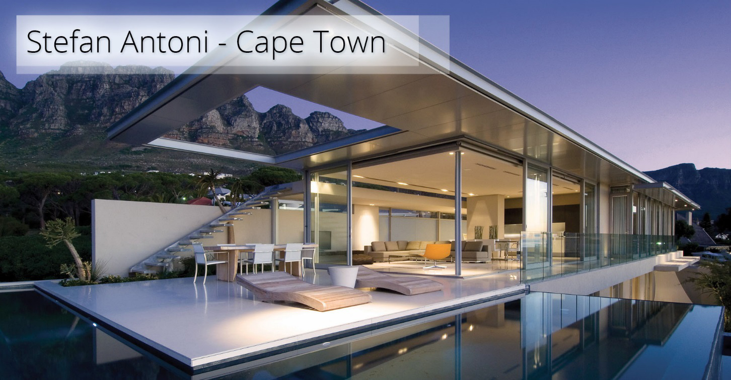 Stefan Antoni - Cape Town