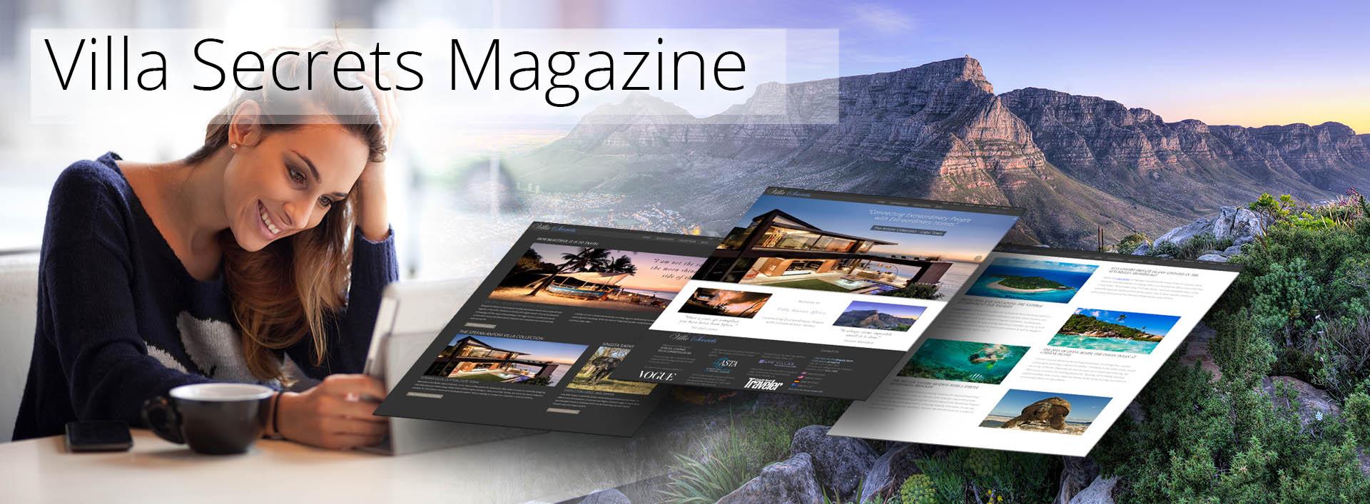 Villa Secrets Magazine