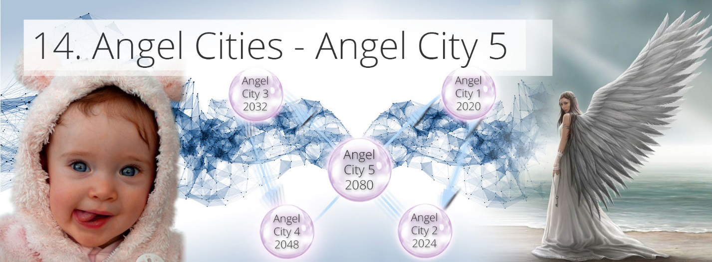 Angel Cities - Angel City 5