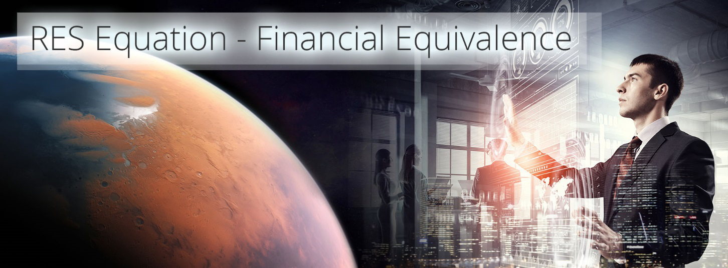 RES Equation - Financial Equivalence